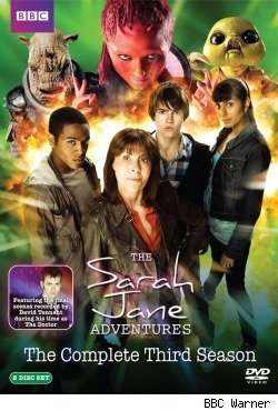 sarah jane adventures season 3 dvd