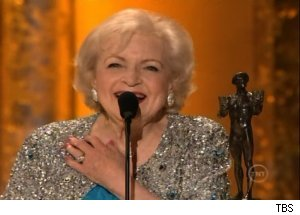 Betty White, 'The 17th Annual Screen Actors Guild Awards'
