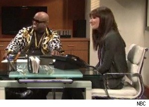 Gwyneth Paltrow, Cee Lo Green, Saturday Night Live