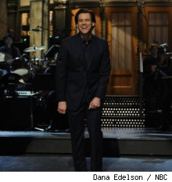 Jim Carrey hosted 'SNL' on January 8, 2011