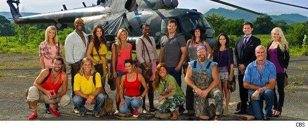 Survivor: Redemption Island Cast