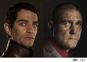 The Cape, James Frain, Vinnie Jones, NBC