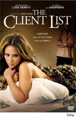 The Client List DVD