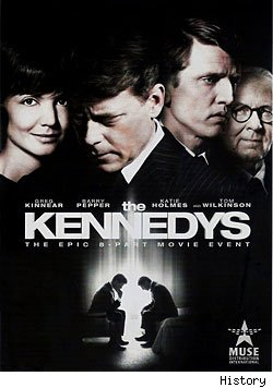 The Kennedys promotional poster