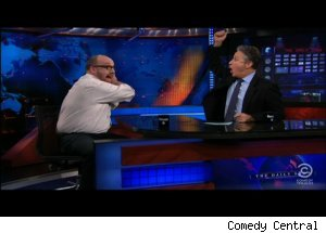 Paul Giamatti, 'The Daily Show with Jon Stewart'
