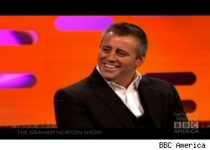 Matt LeBlanc, 'The Graham Norton Show'