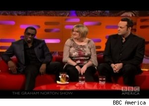 P. Diddy, Sarah Millican & Vince Vaughn, 'The Graham Norton Show'