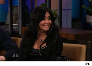 Snooki, 'The Tonight Show with Jay Leno'