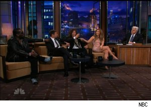 'American Idol' Judges, 'The Tonight Show with Jay Leno'
