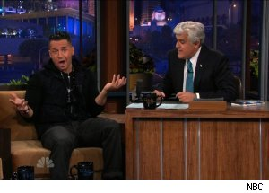 Mike Sorrentino, 'The Tonight Show with Jay Leno'