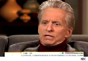 Michael Douglas talks cancer, paparazzi on 'Today'
