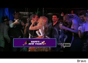 'Watch What Happens Live: Andy's New Year's Party'