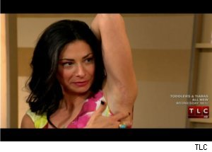 Stacy London Reveals Scars on 'What Not to Wear'