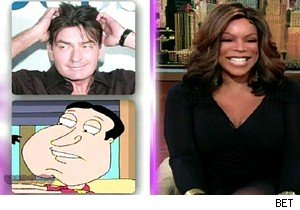 Wendy Williams on Charlie Sheen