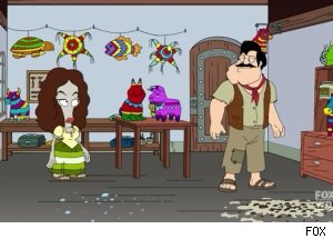 'American Dad' - 'A Pinata Named Desire'