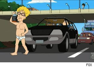 Andy Dick replaces Roger, 'American Dad!'