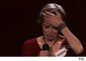 Ashley Sullivan's Breakdown Again, 'American Idol'