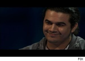 Chris Medina eliminated, 'American Idol'