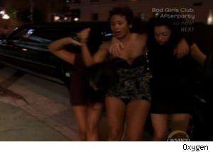 Nikki Gets Drunk on 'Bad Girls Club'
