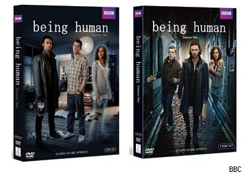 Being Human DVD giveaway
