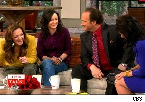 Jim Belushi on 'The Talk'
