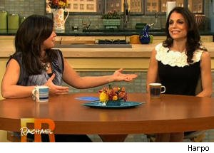 Bethenny Frankel Appreciates the Word Balls