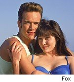 Brenda and Dylan, Beverly Hills 9021