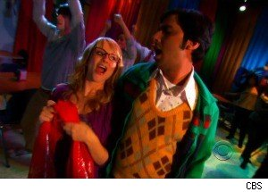 'The Big Bang Theory' Bollywood Dance