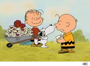 ABC will air 'Be My Valentine, Charlie Brown' and 'A Charlie Brown Valentine' on February 11 at 8PM.