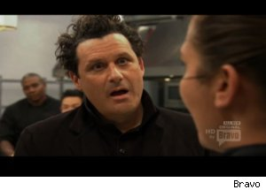 Isaac Mizrahi Judges Chefs on 'Top Chef All-Stars'