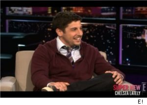 Jason Biggs Talks Twitter Novel with Heidi Montag