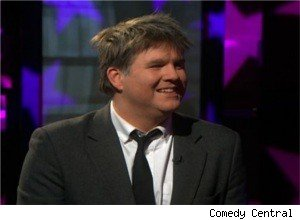 James Murphy on 'The Colbert Report'