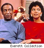 Cliff and Claire, The Cosby Show
