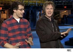 Andy Samberg, Dana Carvey