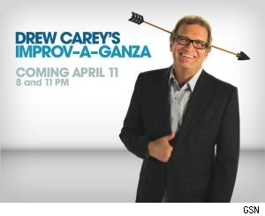'Drew Carey's Improv-a-Ganza' will feature performers from 'Whose Line Is It Anyway?' 'Drew Carey's Green Screen Show' and 'The Drew Carey Show.'