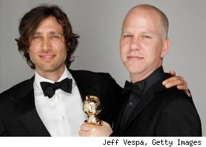 Brad Falchuk, Ryan Murphy