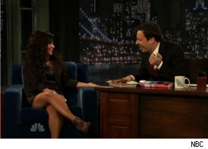 Snooki Talks Team Meatballs on 'Late Night'