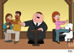 'Family Guy' - 'Friends of Peter G.'