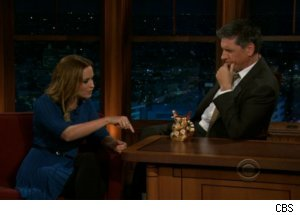 Emily Blunt Talks Compulsions on 'Late Late'