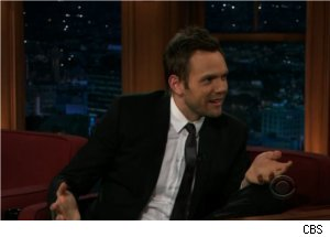 Joel McHale Talks Don Rickles on 'Late Late'