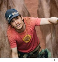 James Franco as Aron Ralston
