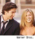 Ross and Rachel, Friends
