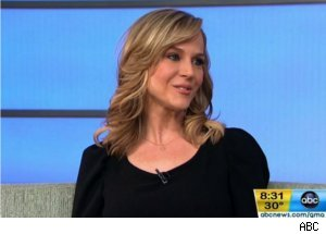 Julie Benz on 'Good Morning America'