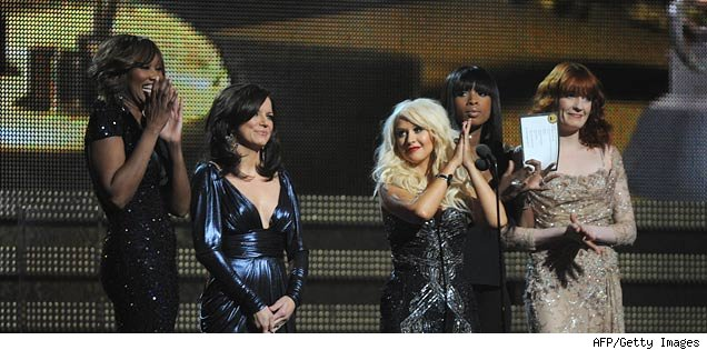 Grammys 2011