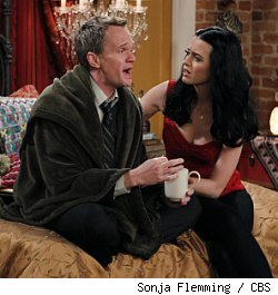 Neil Patrick Harris and Katy Perry in 'How I Met Your Mother' - 'Oh, Honey' on CBS