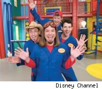 'Imagination Movers' makes its 3rd season debut on the premiere day of 'Disney Junior.'