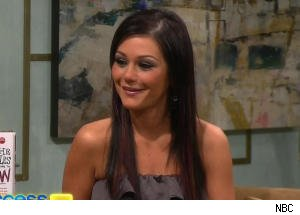 Jenni JWoww Farley Recommends Implants for All