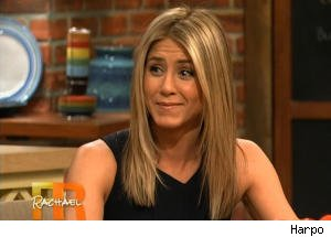 Jennifer Aniston Says Her Butt Needs Work on 'Rachael Ray'