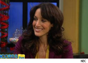 Jennifer Beals Billy Bush Flirt