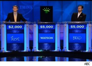 IBM's Watson, 'Jeopardy'